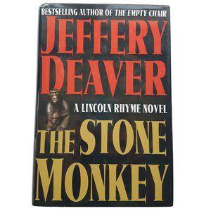 ☘️3/$30☘️ The Stone Monkey by Jeffery Deaver book